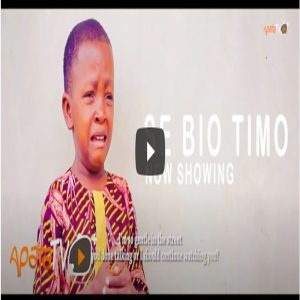 """Trust Me This Is Gonna Be The Best Yoruba Movie Of The Year: It's Titled """"Se Bio Timo"""" It A Must Watch Movie."""
